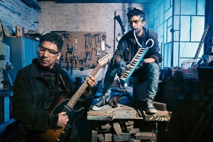 Opus Excelso: Proyecto fotográfico sobre destacados músicos
