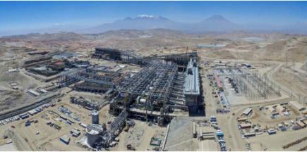 Cerro Verde obtuvo récord de producción e ingresos en 2018, pero canon minero cayó