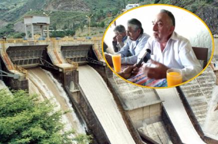 ¿Nuevo conflicto? Agricultores del valle de Chilina se oponen al proyecto hidroeléctrico