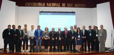 Medio ambiente: Congreso de Ciudades Sostenibles se realiza en UNSA