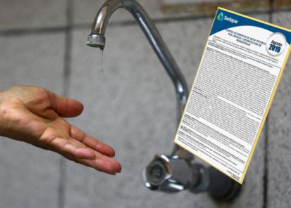 Arequipa: Corte del servicio de agua este martes 26 en 6 distritos