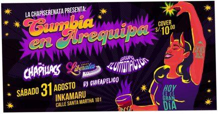 Cumbia en Arequipa