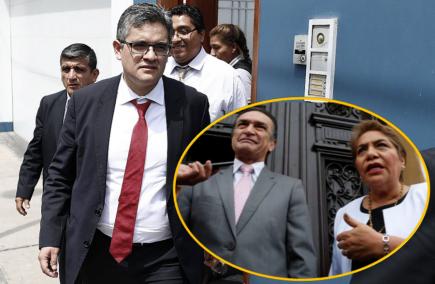 José Domingo Pérez alerta de obstrucción a investigación contra el fujimorismo