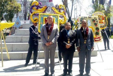 Mariano Melgar: Homenaje por el 229º aniversario de su nacimiento