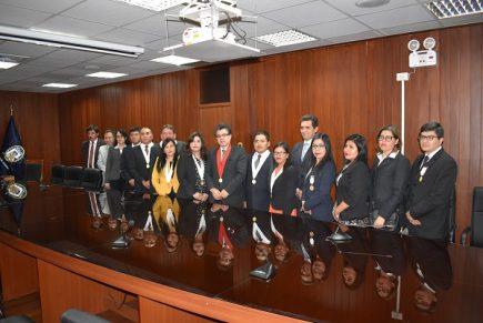 Juramentaron 12 nuevos jueces supernumerarios en la Corte de Arequipa