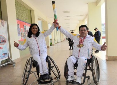 Seis arequipeños nos representarán en los VI Juegos Parapanamericanos