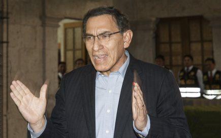 Martín Vizcarra: Tía María no tiene las condiciones sociales para ejecutarse