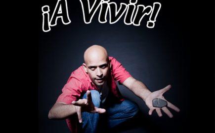 """Monólogo """"¡A Vivir!"""" se presentará en Arequipa el 23 de agosto"""