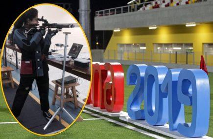 Juegos Panamericanos: Arequipeña buscará lograr victoria en competencia de tiro