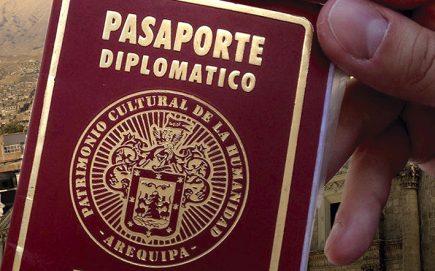 El mito del pasaporte arequipeño