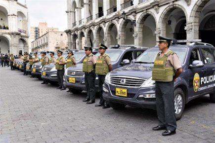 Arequipa: Contraloría detecta deficiencias en lucha contra delincuencia