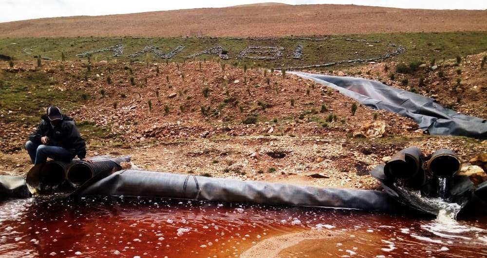 pumallacta comuneros denuncian contaminación minera anabi