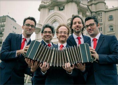 """""""La Grela quinteto"""": fin de semana con tango"""