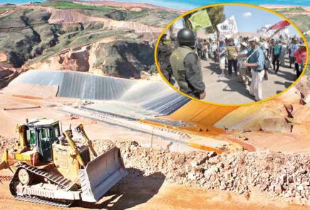 Tía María: 63% de peruanos considera que proyecto de Southern contaminará