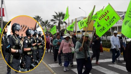 Tía María: Fiscalía y Policía Nacional se ponen en alerta ante paro del 5 de agosto