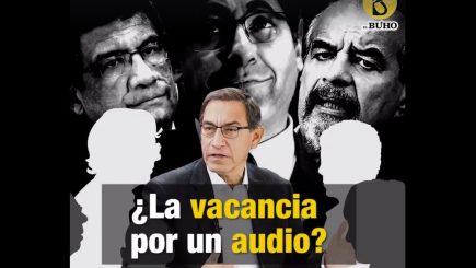 Tía María: Martín Vizcarra se prepara para una posible vacancia