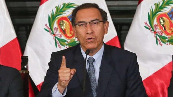 gobierno de Vizcarra