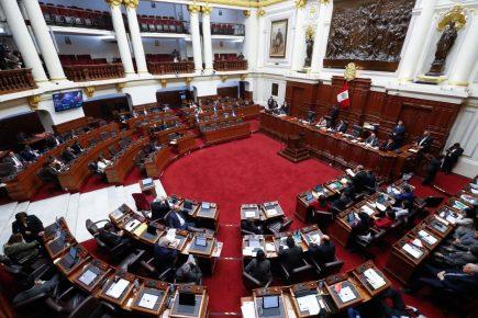 Transformar el Congreso 2020 en Asamblea Constituyente