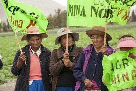 Tía María: heridos y enfrentamientos diarios en el Valle de Tambo (FOTOS)
