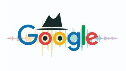 """No olvidar que Google admitió """"espiar"""" el 0,2% de conversaciones de sus usuarios"""