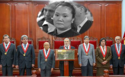 Conoce aquí los argumentos por los que piden libertad de Keiko Fujimori