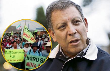 Marco Arana sobre Tía María: el problema es el marco legal de la minería