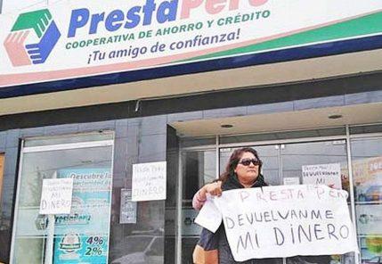 PrestaPerú: A un mes de liquidación, socios se organizan para recuperar ahorros