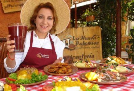 Mónica Huerta y La Nueva Palomino destacan en premios a lo mejor de la gastronomía peruana