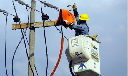 Corte de servicio eléctrico jueves 26 en zonas de Cerro Colorado, Camaná y Caylloma