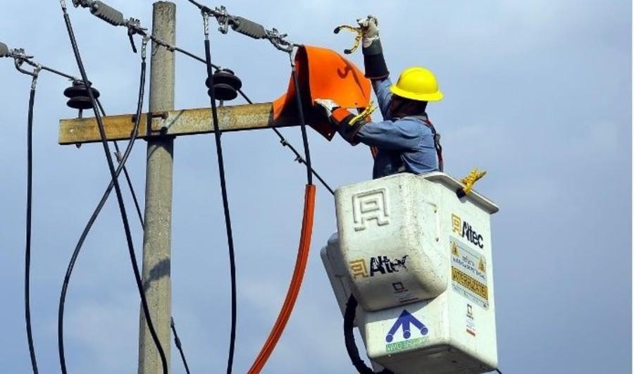 Corte de servicio eléctrico