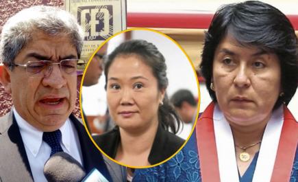 Sardón minimizó denuncia de magistrada TC por presión para liberar a Fujimori