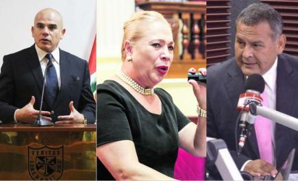 TC: Candidatos tienen antecedentes de violación, secuestro, extorsión