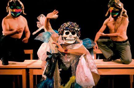 Yuyashkani y su medio siglo: documento de la realidad peruana hecho cuerpo