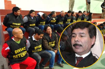 Piden caución de 100 mil soles a Alfredo Zegarra para no ir a la cárcel