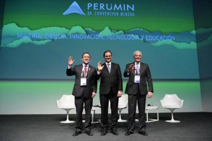 Superaron 60 mil asistentes: Arequipa repetirá sede de PERUMIN para 2021 y 2023
