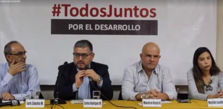 «Arequipeños por Arequipa» denunciaron penalmente al gobernador Cáceres Llica