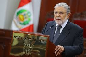 Ernesto Blume: «El país que esté seguro que cuenta con un tribunal independiente»
