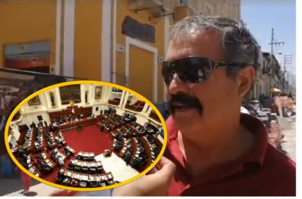 Arequipa: Mayoría de ciudadanos a favor de eventual cierre del Congreso