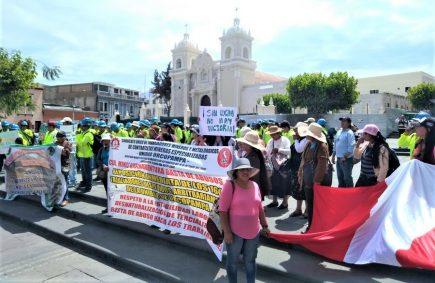 Buenaventura: Trabajadores de minera denuncian ilegales contrataciones
