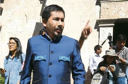 Tía María: Cáceres Llica se someterá a investigaciones de dos denuncias