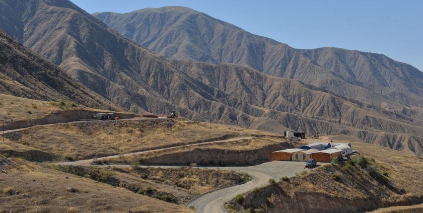 proyecto minero Zafranal