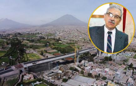 Arequipa: falta infraestructura y paisaje para que la ciudad sea caminable