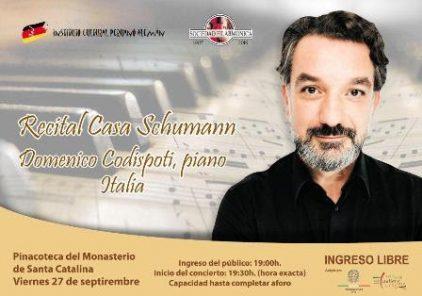 """""""Casa Schumann"""" – Domenico Codispoti"""