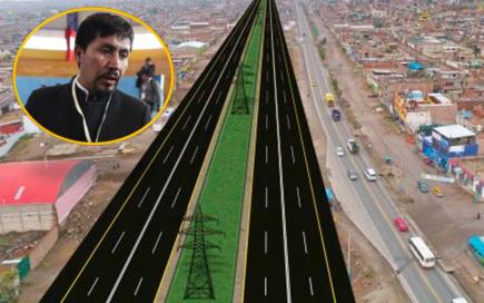 Gobierno Regional anuncia obras de infraestructura vial en Cono Norte