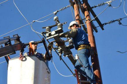 Corte de servicio eléctrico este viernes 20 en Miraflores y Cerro Colorado