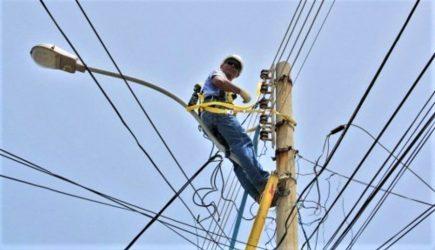 Corte de servicio eléctrico este sábado 14 en zonas de Cerro Colorado