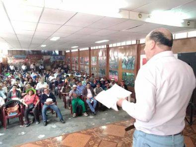 Cumbre de los Pueblos afectados por la Minería propone Ley de Recursos Naturales