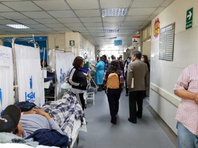 Arequipa: Fiscalía encuentra deficiencias en más hospitales