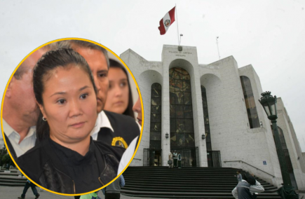 Insisten en Habeas Corpus para liberar a Keiko Fujimori en la corte de Arequipa