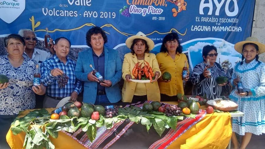 Festival del Valle de los Volcanes